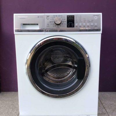Fisher & Paykel 1400 spin white washing machine