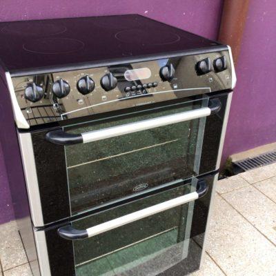 Belling 600mm freestanding cooker